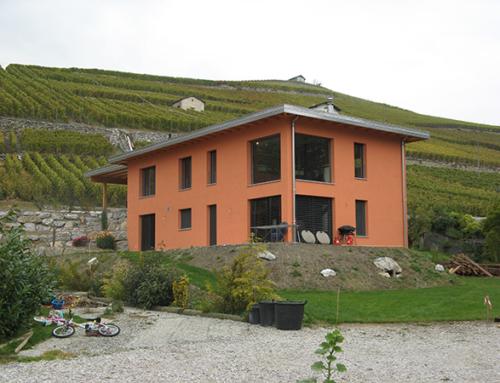 Villa Vétroz